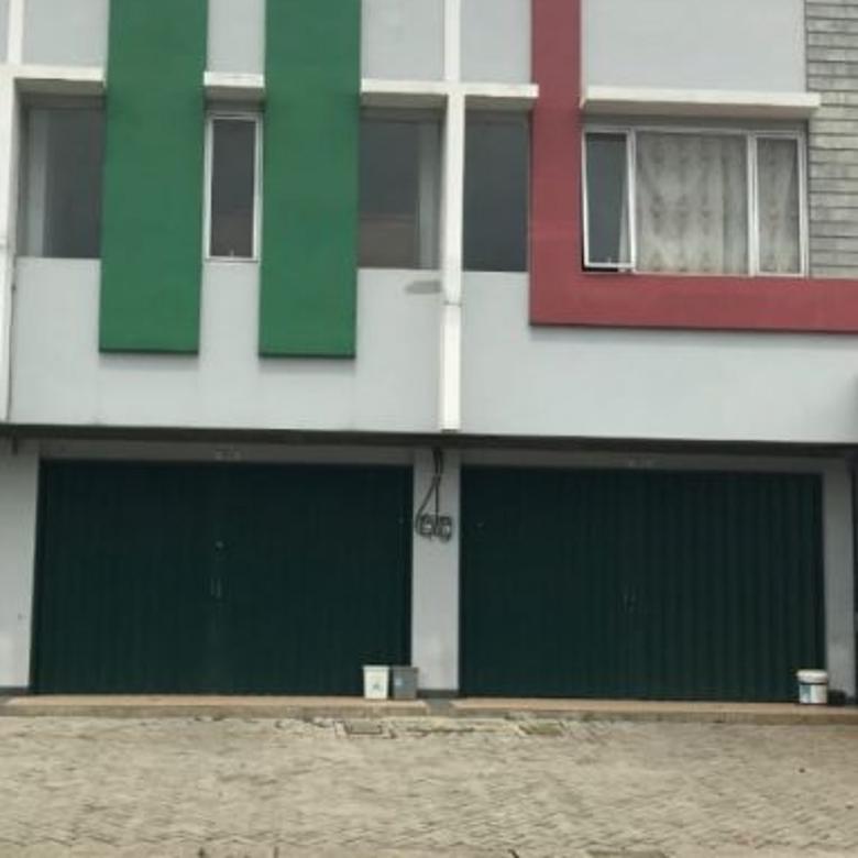 Ruko Poris Residence, hadap Timur