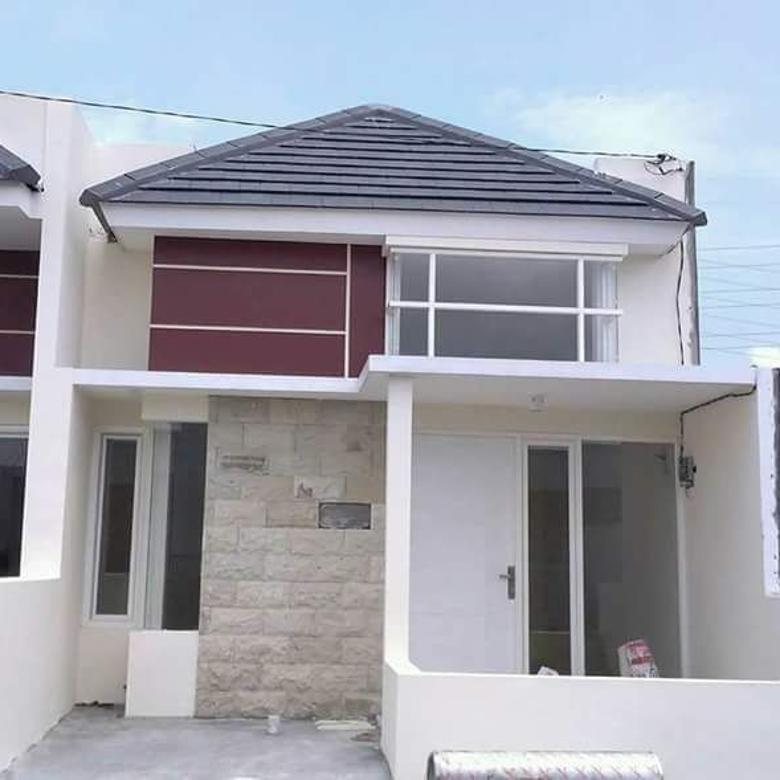 Rumah dijual wage aloha dekat Bandara Juanda & Terminal