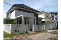 Rumah istimewa Full Furnished + CCTV di Pontianak