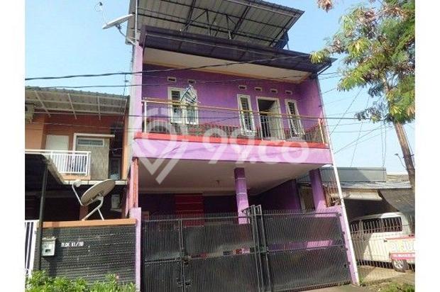 Rumah Ungu harga murah di perumahan pondok kopi 7857383