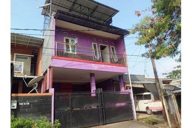 Rumah Ungu harga murah di perumahan pondok kopi 7857381