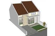 Rumah Harga dibawah 400Jtan Bisa KPR 100% Approve Garansi Akad di Sawangan
