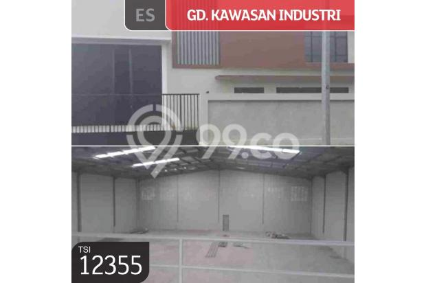 Gudang Kawasan Industri Jababeka, Cikarang, Jawa Barat, 2416 m², HGB 17995983