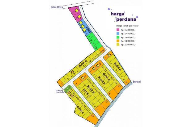 Kavling siap huni lokasi strategis ciampea, Bogor kpr syaroah 16845631