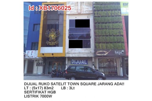 DIJUAL RUKO SATELIT TOWN SQUARE JARANG ADA!! 13244845