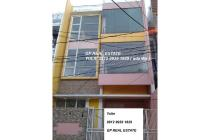 Dijual Ruko Tanjung Duren Utara 4lt uk 8x19 ccok u/ kantor  free 9 ac y683