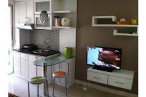 Unit 1Kamar full furnish stock terbaik yang kami miliki