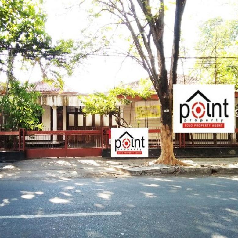 Rumah Hunian Tengah Kota Mangkubumen Surakarta