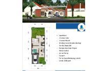 Rumah Murah 400 Jutaan Dekat Stasiun Depok | LR-01