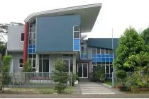 Rumah minimalis lokasi terdepan di BSD