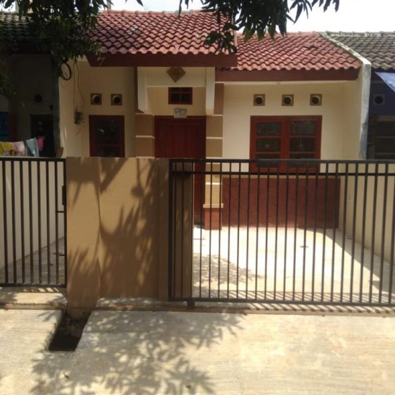 rumah secondary dengan lokasi strategis di bogor