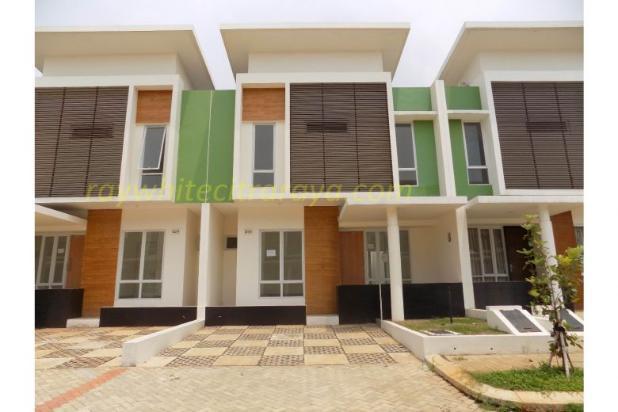 Rumah minimalis siap huni Cluster Premium Citra Raya ID1721LS 4603203