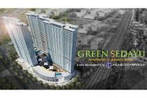 Apartemen Green Sedayu Tower Pasadena (2 BR)