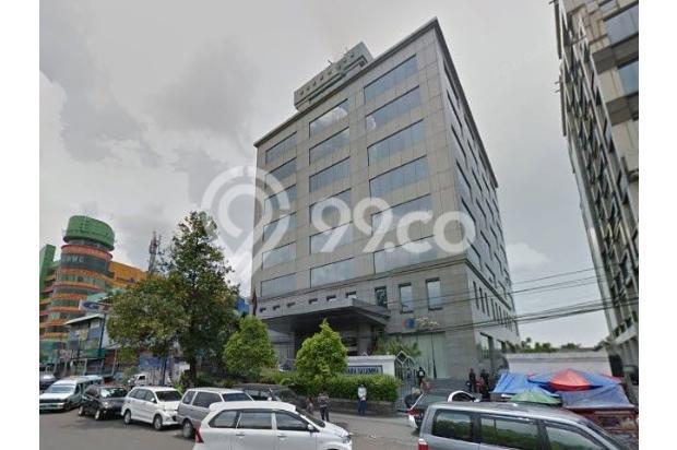 Disewa Ruang Kantor 280 sqm di Menara Salemba, Senen, Jakarta Pusat 14043001