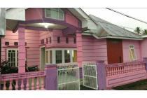 Rumah Cantik Pink Barbie di Bengkulu
