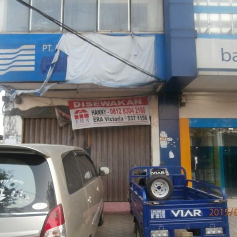 Di kontrakan RUKO di Balaraja Strategis dekat Akses Jalan Tol