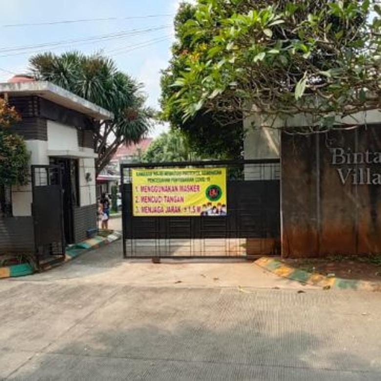 Dijual Rumah di Cluster Bintaro Village Banten Tanggerang