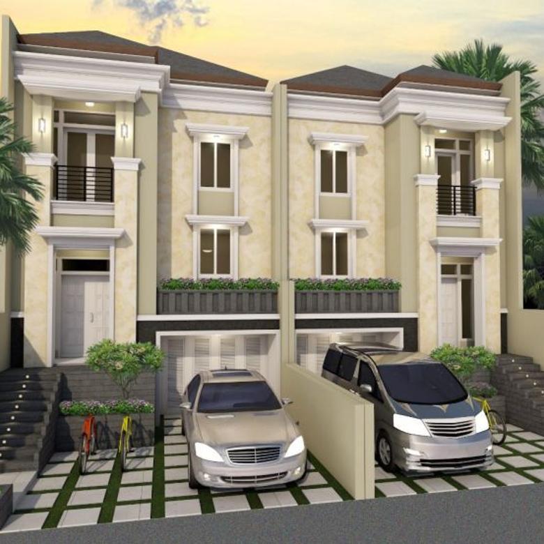 TOWN HOUSE Exklusif Menzanine 2,5 lantai JAGAKARSA STRATEGIS Swimming Pool