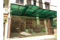 Dijual Rumah Kost Lokasi Bebas Banjir Dekat Kampus Trisakti