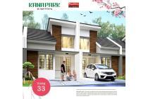 Rumah real estate kana park  harga 300 jt an