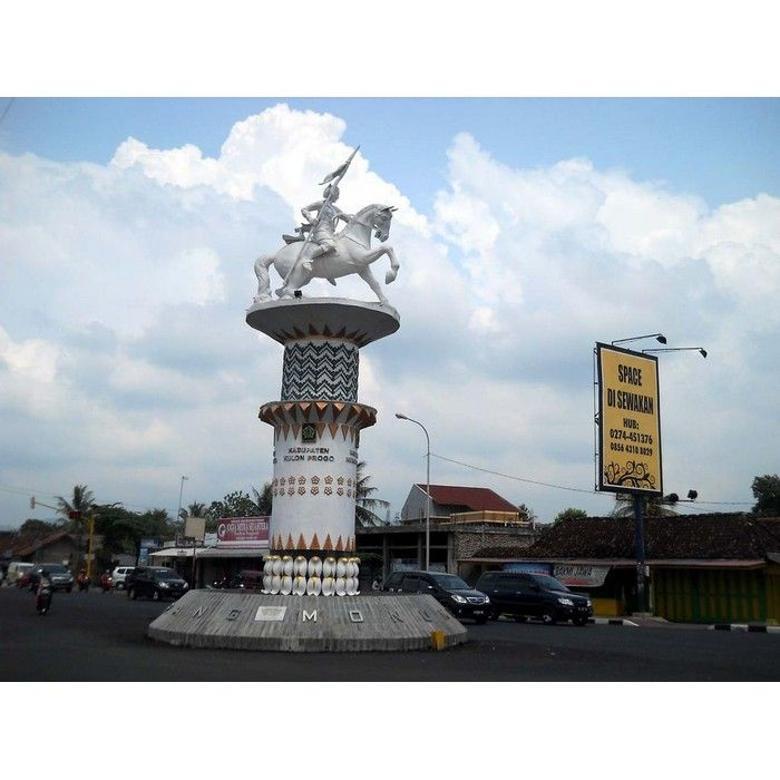 Tanah SHM-P Lokasi Wates Kota, Harga 1 Jutaan Permeter