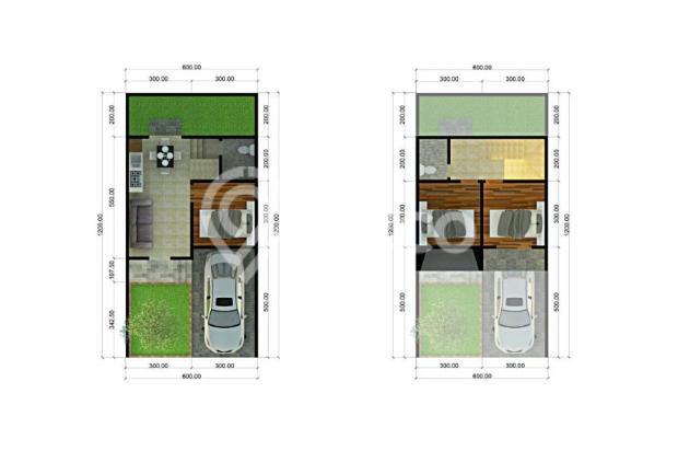 Rumah 2 Lantai di Pamulang Bebas Banjir 17825379