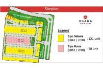 Over Kredit 50 juta (Nego) Di Puri Surya Jaya Cluster Osaka Garden Surabaya