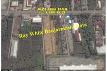 Tanah Pinggir Jalan A.Yani Km 22 Landasan Ulin