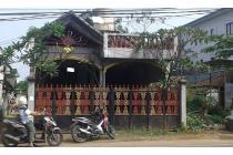 Rumah Sudah DiDak Tak Jauh Dari Tol Daerah Curug