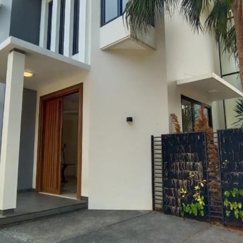 Rumah murah di Pondok Indah