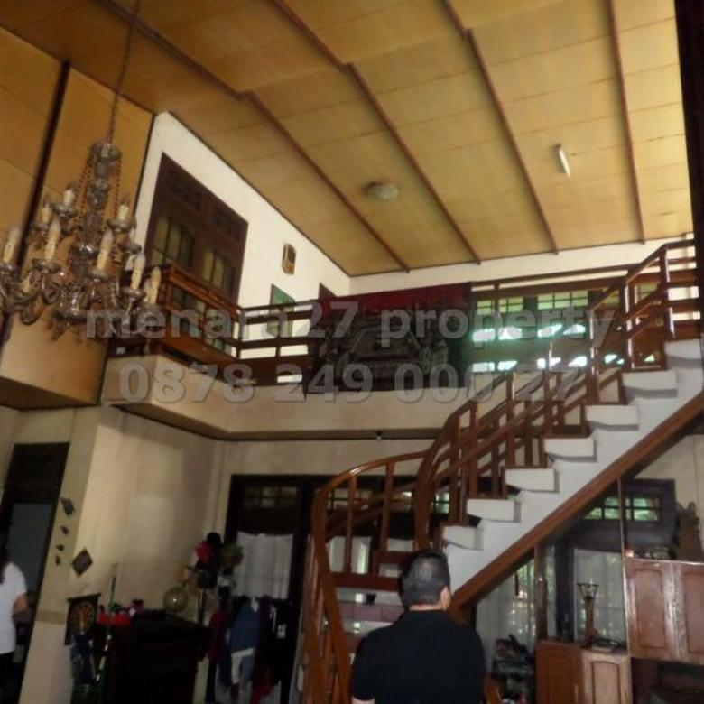 Rumah hitung tanah dalam komplek dekat setramurni security 24 jam