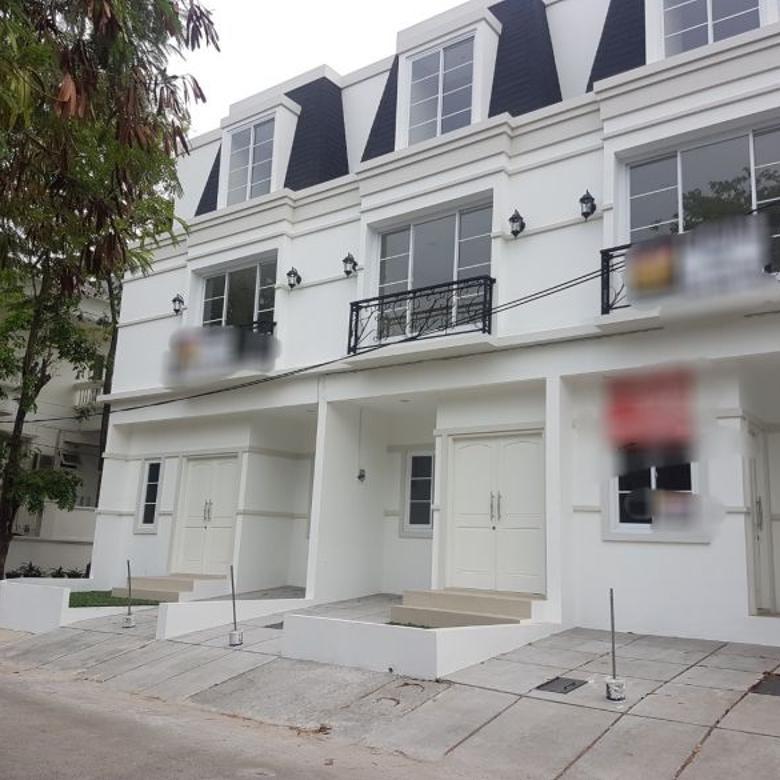 Rumah Baru Classic Muara Karang 4.5 x 15