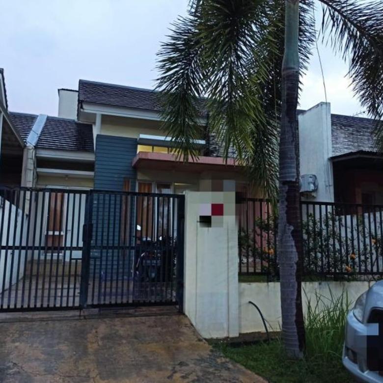 Dijual Rumah Minimalis Di Cluster Ifolia Harapan Indah 2
