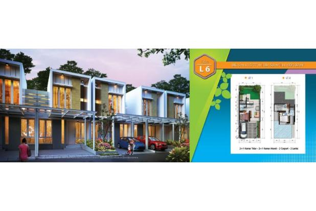 Rumah Baru di Cluster Yarra Jakarta Garden City 17824396