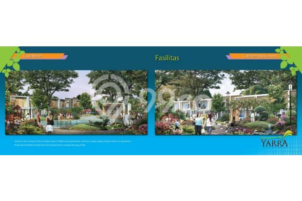 Rumah Baru di Cluster Yarra Jakarta Garden City 17824402