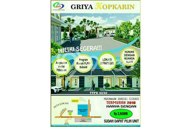 Promo harga termurah rumah subsidi di Cicurug 15894943