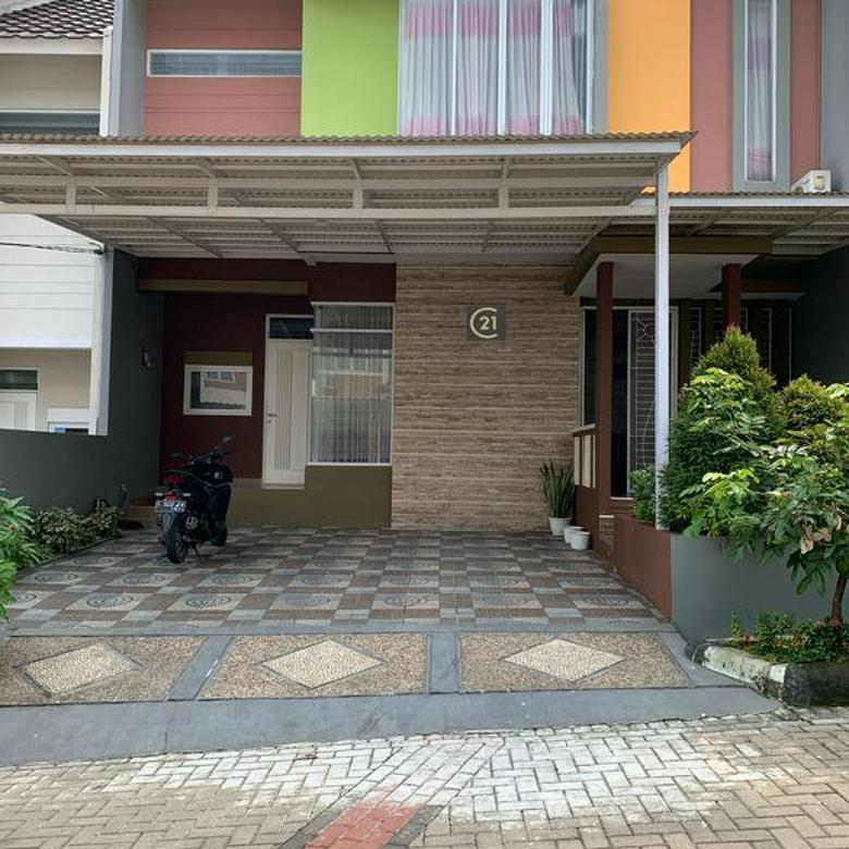 Rumah Cantik Di Bukit Cimanggu City Bogor