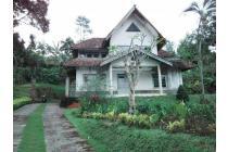 Jual Villa di Megamendung Puncak Kab Bogor SHM
