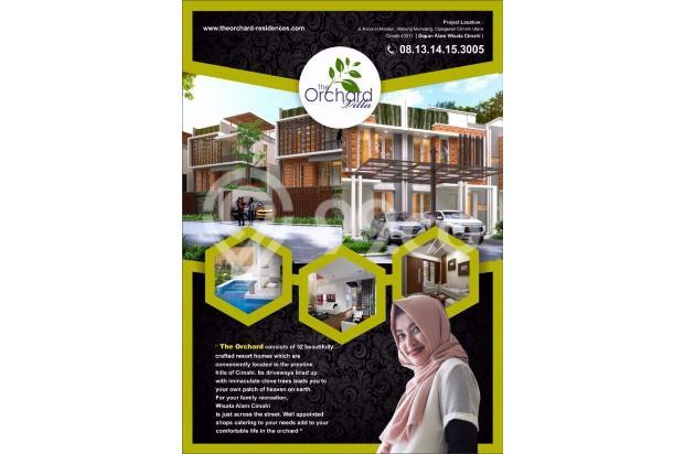 Penting, Beli Rumah Tanya Legalitas: ORCHARD Residences ADA IZIN PIEL BANJI 13960820