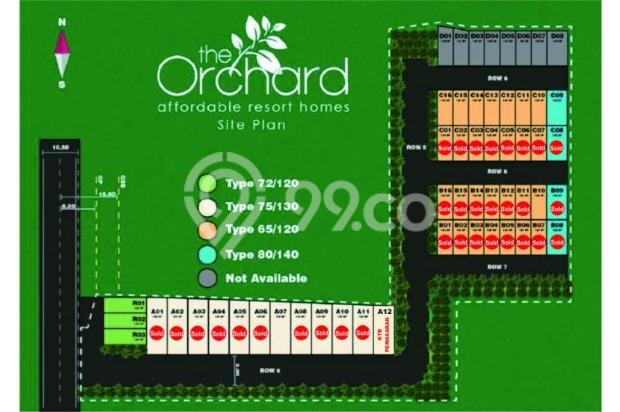 Penting, Beli Rumah Tanya Legalitas: ORCHARD Residences ADA IZIN PIEL BANJI 13960829