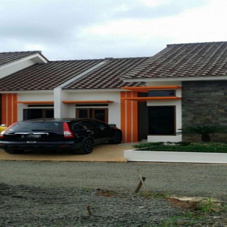 Rumah di jual depok akses stasiun
