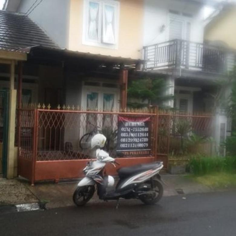 Rumah minimalis 3 kamar tidur di Bogor Park Residence