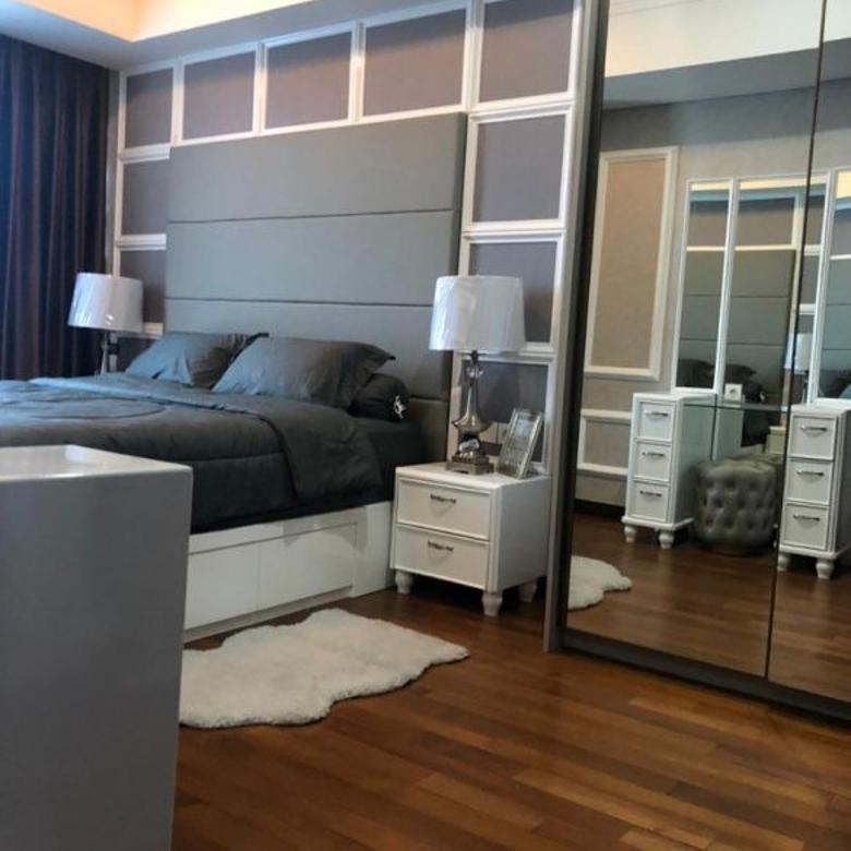 Apartemen Casa Grande 2 BR Chianti Harga BU Unit Mewah Jakarta