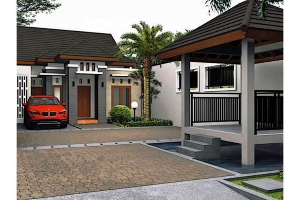 Jual Rumah di Mlati Sleman Hunian Desain Minimalis Dekat UTY 9839302