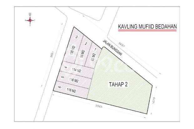 Lokasi Bedahan: Tanah Kapling Baru 12X Bayar Tanpa Bunga 17995748