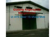 Di jual Gudang Margomulyo Antropolis Bebas Banjir di Surabaya