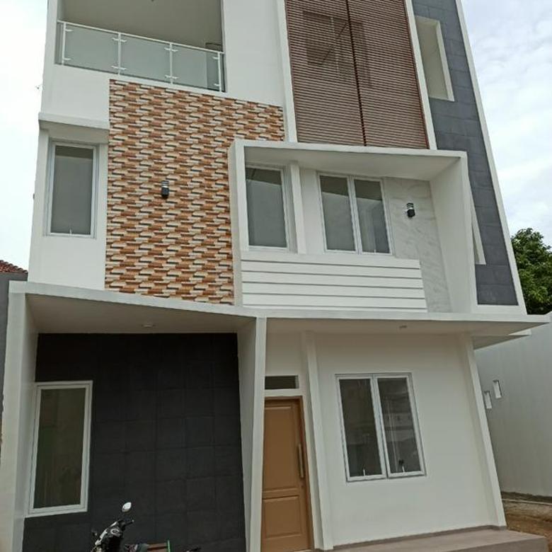 Banyak Bonusnya Rumah Baru dalam Cluster Desain Minimalis Lokasi Strategis dekat Alazhar Rawamangun