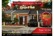 Dijual Rumah Murah di Sharia Islamic Soreang, Bandung