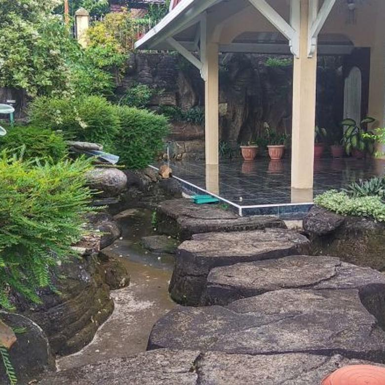 Rumah+Tanah 576 m2 (5,7 tmbk) Nusa Indah dkt Hotel Grand Jambi