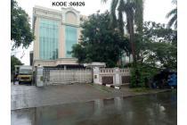 KODE :06826(Jm/Jh) Gedung Disewa Jakarta Utara, Luas 600 Meter